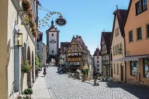 Arbeitsrecht I @ Rothenburg | Rothenburg ob der Tauber | Bayern | Deutschland