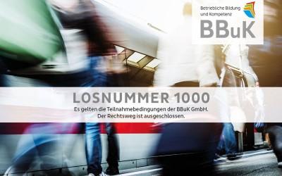 Neues Gewinnspiel – Ziehung auf der Betriebsrätefachkonferenz am 25.9.2018 in Magdeburg
